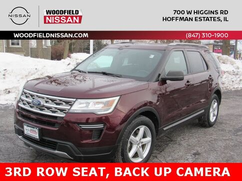 2018_Ford_Explorer_XLT_ Hoffman Estates IL