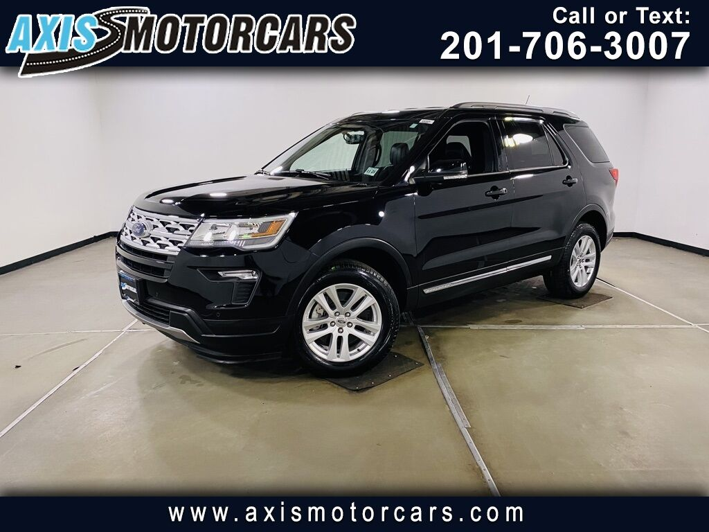 2018 Ford Explorer XLT Jersey City NJ