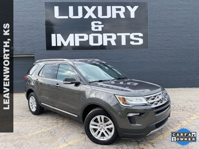 2018 Ford Explorer XLT Leavenworth KS