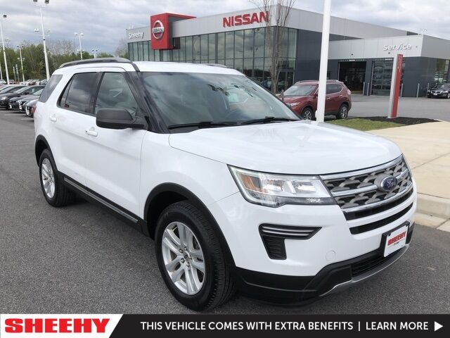 2018 Ford Explorer XLT White Marsh MD
