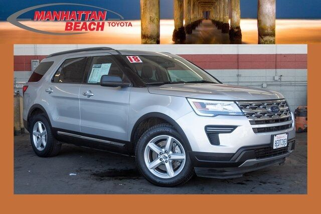 2018 Ford Explorer XLT Manhattan Beach CA