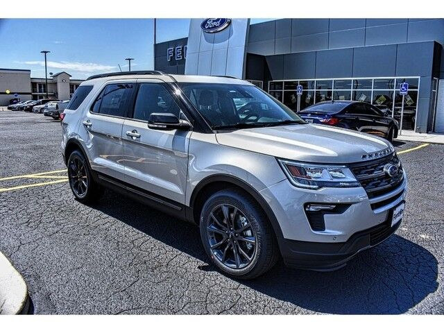2018 Ford Explorer XLT Pampa TX