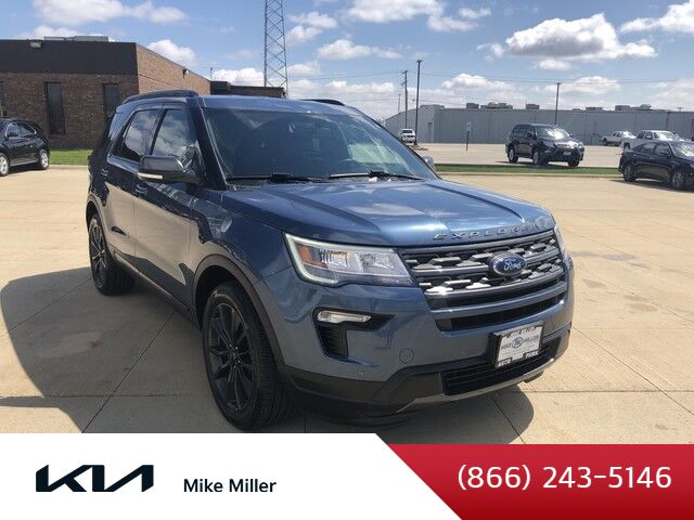 2018 Ford Explorer XLT Peoria IL