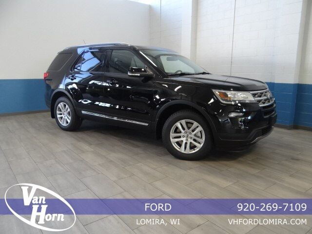 2018 Ford Explorer XLT Plymouth WI