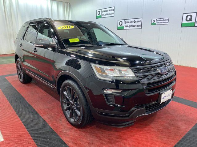 2018 Ford Explorer XLT Quincy MA