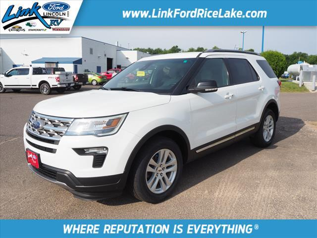 2018 Ford Explorer XLT Rice Lake WI
