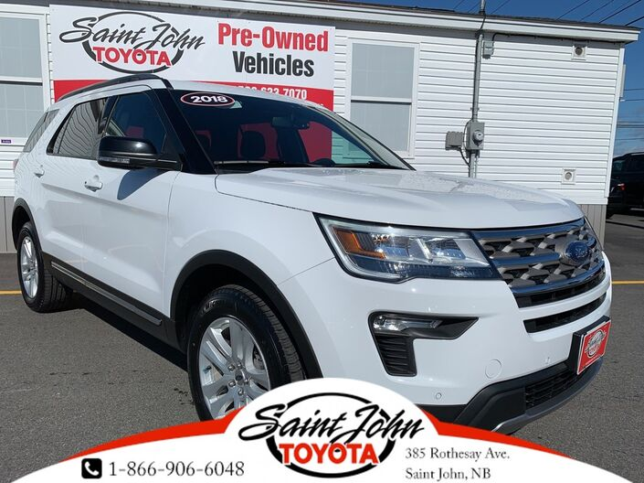 2018 Ford Explorer XLT Saint John NB
