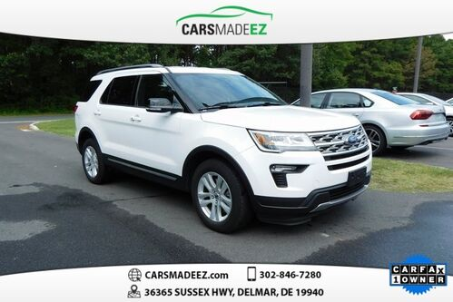 2018_Ford_Explorer_XLT_ Salisbury MD