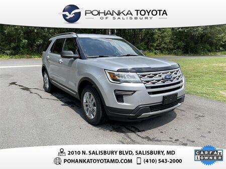 2018_Ford_Explorer_XLT_ Salisbury MD