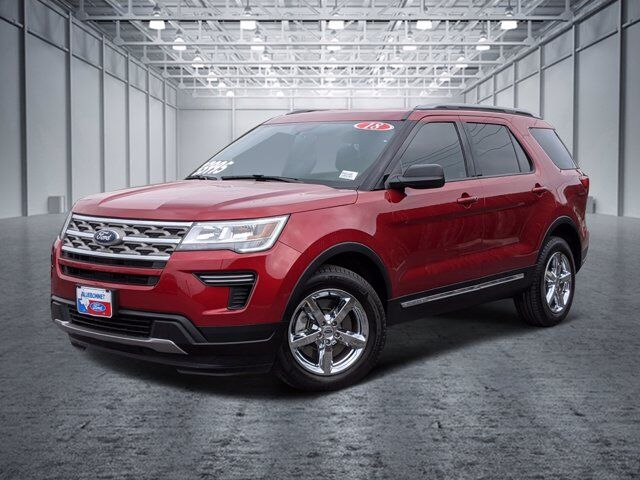 2018 Ford Explorer XLT New Braunfels TX