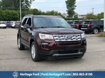 2018 Ford Explorer XLT South Burlington VT