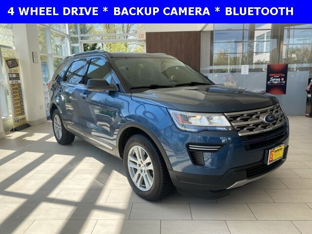 2018 Ford Explorer XLT Chantilly VA