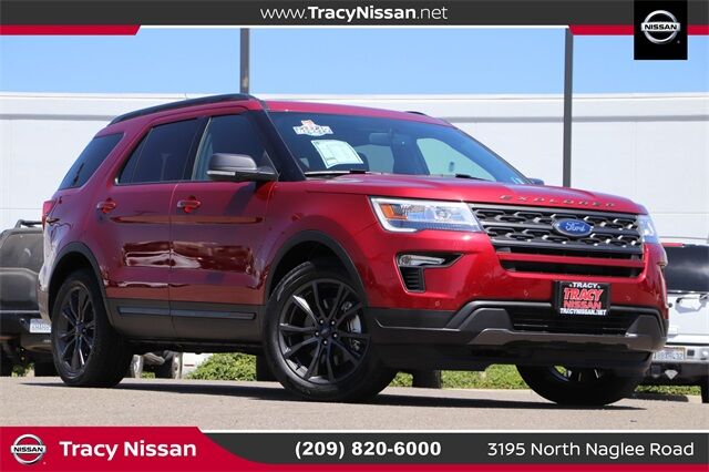 2018 Ford Explorer XLT Tracy CA