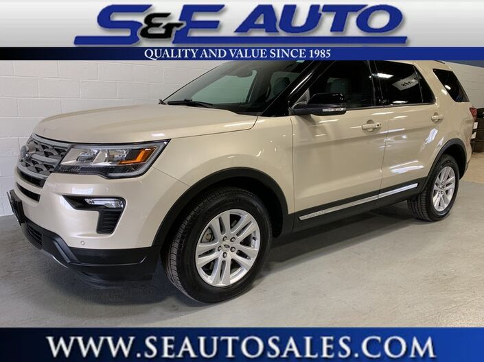 2018 Ford Explorer XLT Weymouth MA