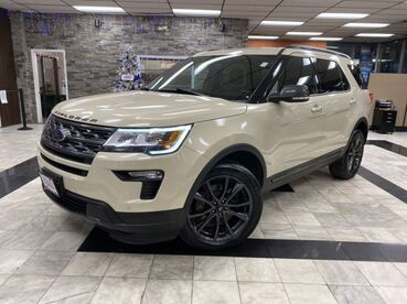 2018_Ford_Explorer_XLT_ Worcester MA
