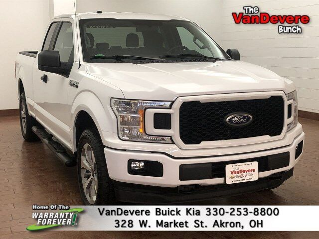 2018 Ford F-150  Akron OH