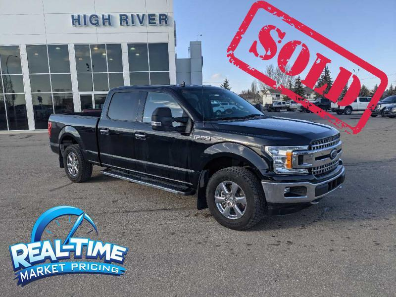 2018 Ford F-150  High River AB