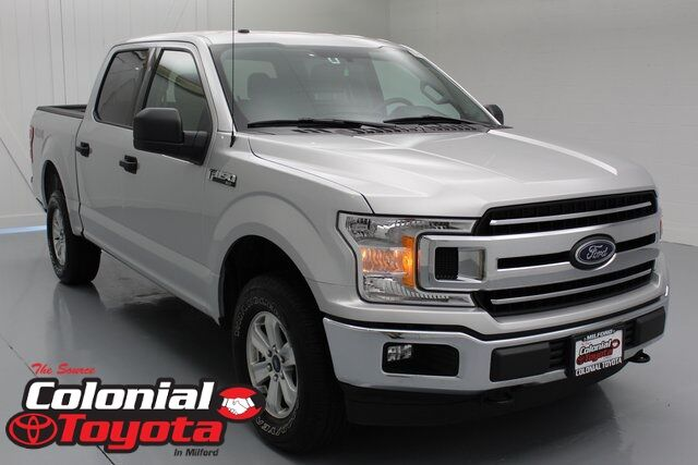 2018 Ford F-150  Milford CT