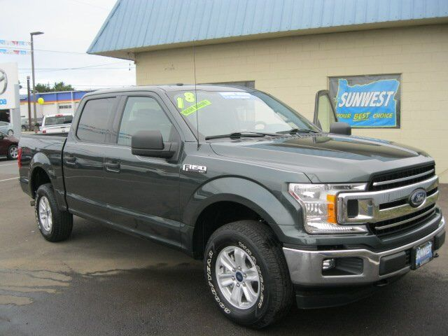 2018 Ford F-150  Newport OR