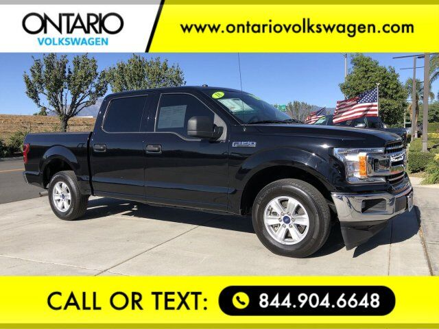 2018 Ford F-150  Ontario CA
