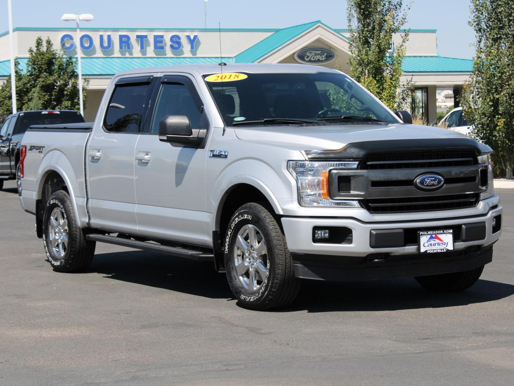 2018 Ford F-150 Pocatello ID