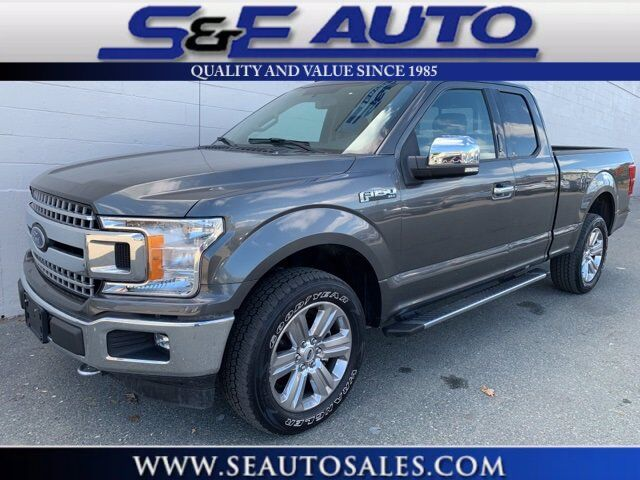 2018 Ford F-150  Weymouth MA