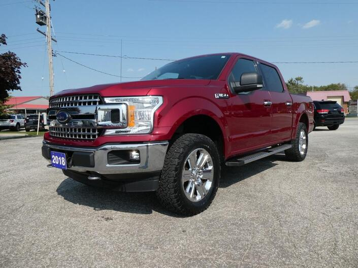 2018 Ford F-150 3.5L XLT | Back Up Cam | Bluetooth | Remote Control Essex ON