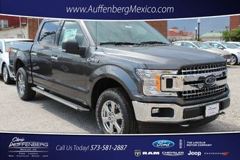 2018_Ford_F-150_4WD XLT SuperCrew_ Cape Girardeau