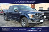 2018 Ford F-150 4WD XLT SuperCrew