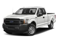 Ford F-150 4X4 SUPER CAB XLT 2018