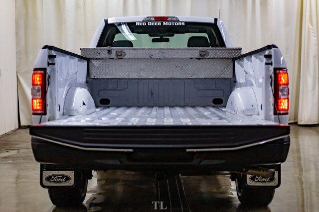 2018 Ford F-150 4x4 Reg Cab XL Longbox BCam Red Deer AB