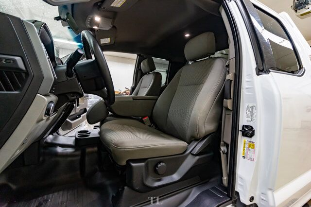 2018 Ford F-150 4x4 Super Cab XLT FX4 Longbox BCam Red Deer AB