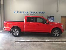 Ford F-150 4x4 SuperCrew Lariat 2018
