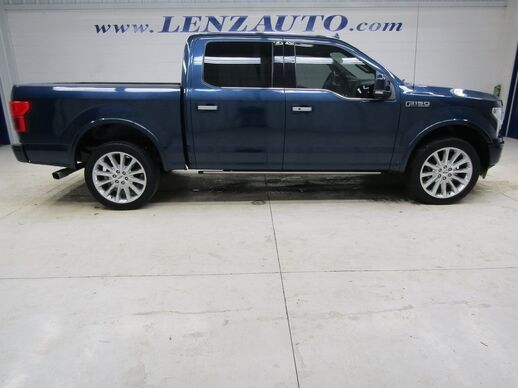 2018_Ford_F-150_4x4 SuperCrew Limited_ Fond du Lac WI