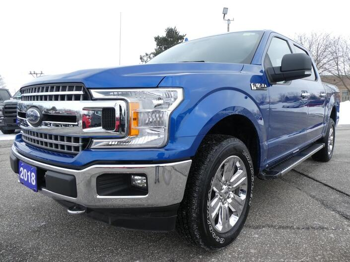 2018 Ford F-150 5.0L XLT | Big Screen | Back Up Cam | Cruise Control Essex ON