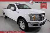 2018 Ford F-150 CREW CAB 4X4 LARIAT 3.5 ECOBOOST 6 1/2 FT BED
