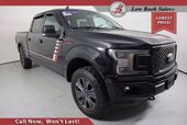 2018 Ford F-150 CREW CAB 4X4 LARIAT FX4 SPORT 6 1/2 FT BED