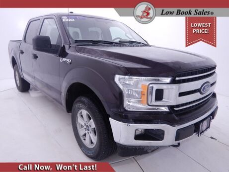 2018_Ford_F-150_CREW CAB 4X4 XLT 3.5 ECOBOOST_ Salt Lake City UT