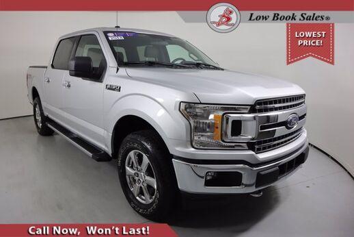 2018_Ford_F-150_CREW CAB 4X4 XLT ECOBOOST_ Salt Lake City UT