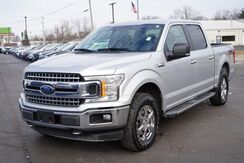 2018_Ford_F-150 Crew Cab_XLT_ Fort Wayne Auburn and Kendallville IN
