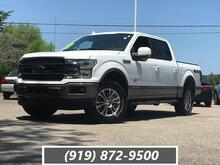 2018_Ford_F-150_King Ranch 4WD SuperCrew 5.5' Box_ Cary NC