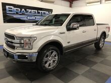 2018_Ford_F-150_King Ranch, 601A Lux Pkg, Pano Roof, Tech Pkg, Max Tow, Chrome Pkg_ Houston TX