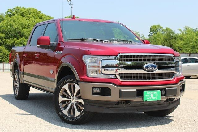 2018 Ford F-150 King Ranch Ardmore OK