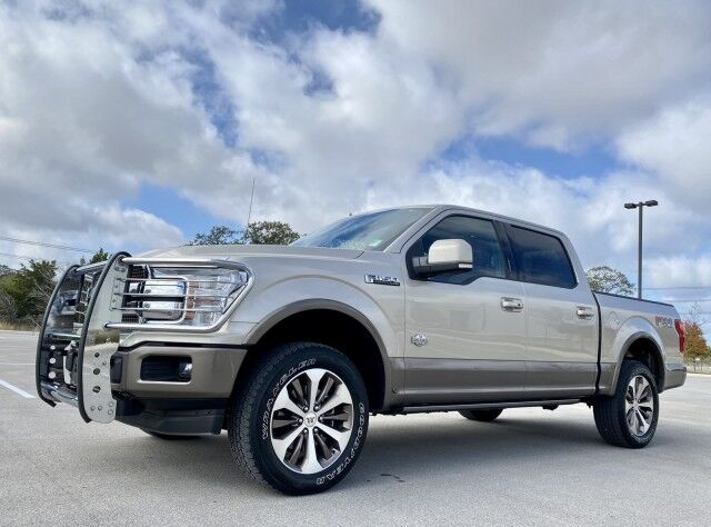 2018 Ford F-150 King Ranch FX4 EcoBoost B&O