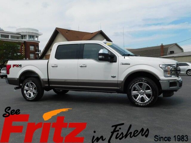 2018 Ford F-150 King Ranch Fishers IN