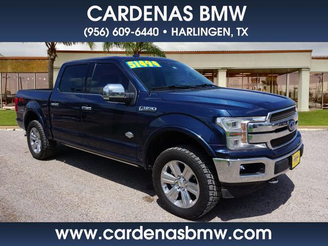 2018 Ford F-150 King Ranch Harlingen TX