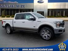 2018_Ford_F-150_King Ranch_ Chattanooga TN