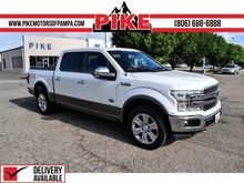 2018_Ford_F-150_King Ranch_ Pampa TX
