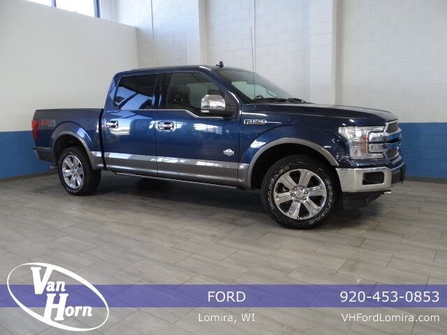 2018 Ford F-150 King Ranch Plymouth WI