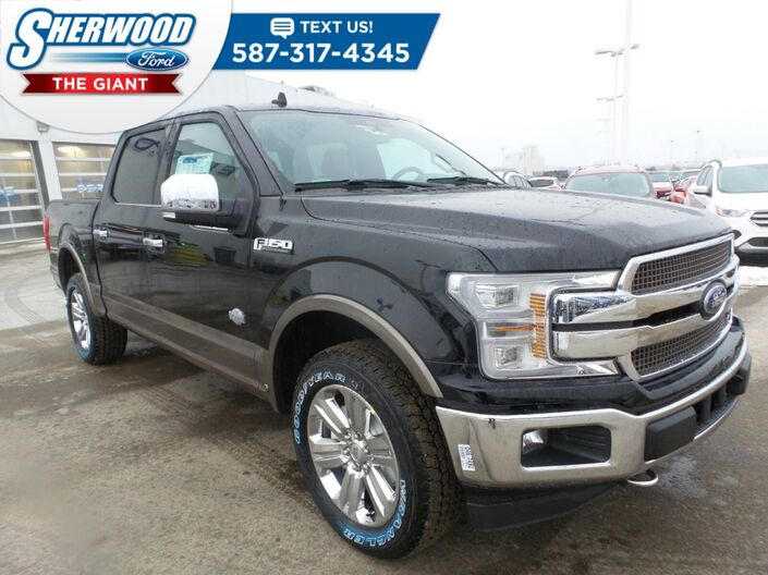 2018 Ford F-150 King Ranch Sherwood Park AB